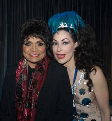 Eartha and Morganne