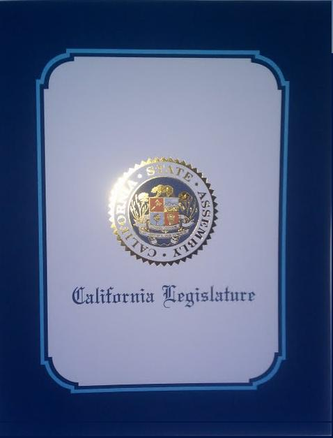 Morganne California State Assembly