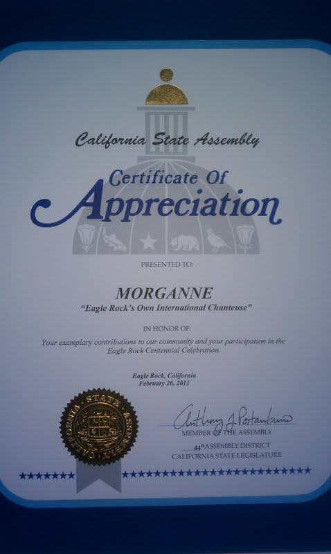 Morganne California